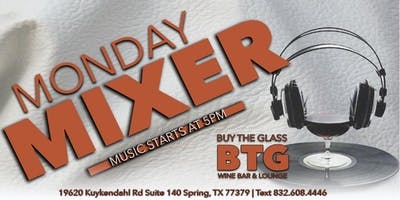 Monday Mixer | $3.50 Happy Hour