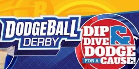 Dodgeball Derby tickets