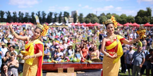 Magic of Thailand Festival in Nottingham
