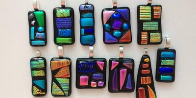 Fused Glass jewellery workshop