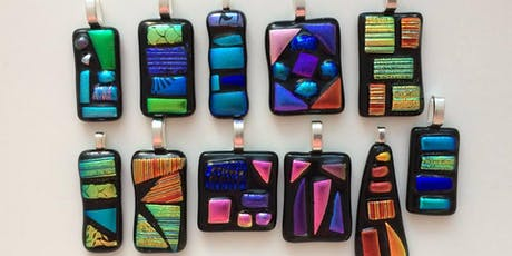 Fused Glass jewellery workshop tickets