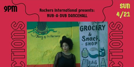 Rockers International Presents: SWABY | SELECTIONS [RUB-A-DUB DANCEHALL] tickets