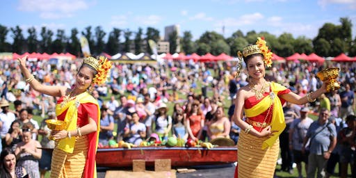 Magic of Thailand Festival in Brighton