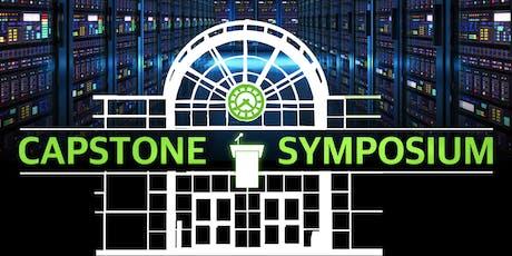Capstone Symposium 2019 tickets