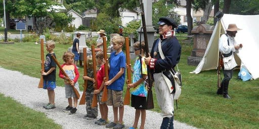 Port Stanley Canada Day Buffalo BBQ & Historical Reenactments