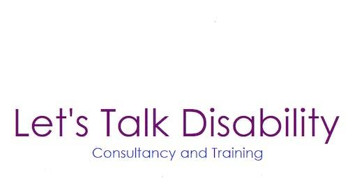 Mental Health First Aid 2 day Training 25th & 26th July 2019