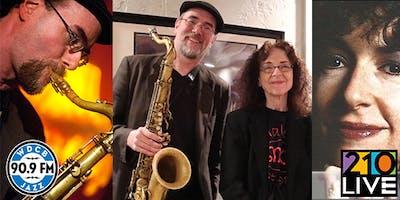 Judy Roberts & Greg Fishman: Summer Wednesdays at 210 Live!