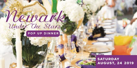 Newark Under The Stars: A Pop Up Dinner Experience tickets