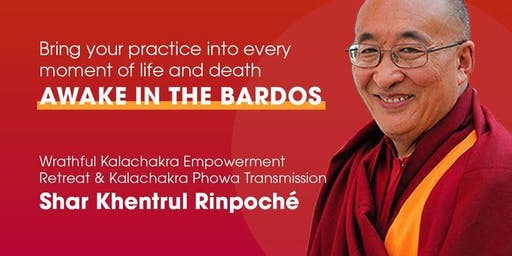 Awake in the Bardos: Bring Your Practice into Every Moment of Life & Death