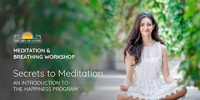 Introduction to Happiness Program - Art of Living