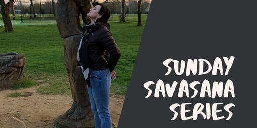 Drop in Class Option: Sunday Savasana Series with iRest Yoga Nidra