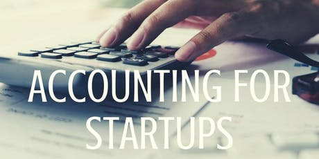 Accounting For Startups tickets