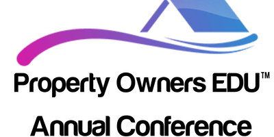 Property Owners EDU™ Conference