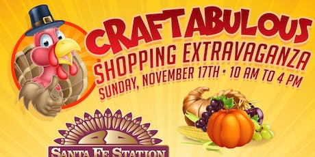 Craftabulous Shopping Extravaganza tickets