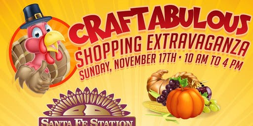 Craftabulous Shopping Extravaganza