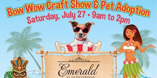 Bow Wow Craft Show & Pet Adoption