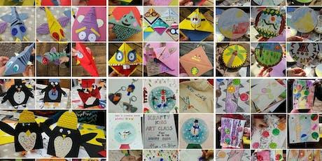Krafty Kids Art Class tickets