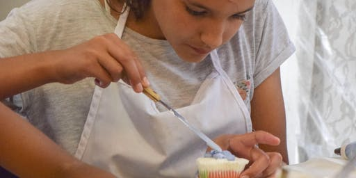 Summer2019-Baking Camp for Kids&Teens(7/22-26)9am-12noon