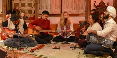 """Sound to Silence: Music and Meditation Social at \""""The Stage\"""""""