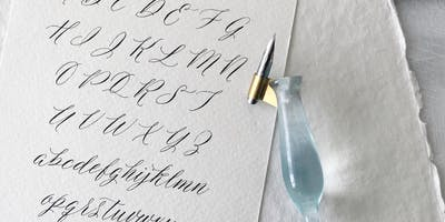Modern Calligraphy with Kestrel Montes