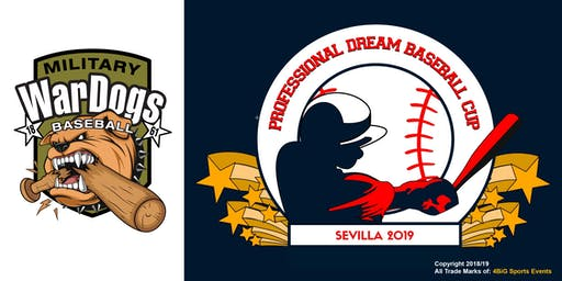 War Dogs  baseball Tryouts  - International Baseball Dream Cup  2019
