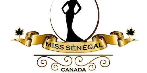 Gala Miss Sénégal Canada