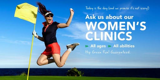 WOMENS BEGINNER GOLF TUITION @ ALBERT PARK - 4 weeks of 1 hour starting Tuesday 4th June from 10am to 11am (DONE 1st Tuesday of every month)