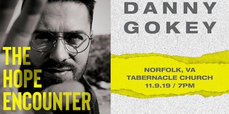 Danny Gokey | Norfolk, VA tickets