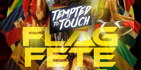 #TemptedToTouch tickets