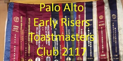 Public Speaking & Leadership - Early Risers Toastmasters
