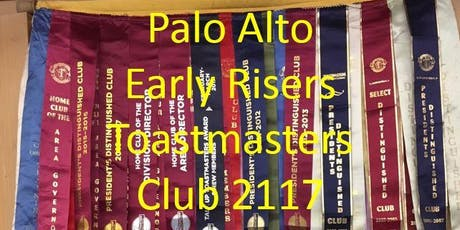 Public Speaking & Leadership - Early Risers Toastmasters tickets