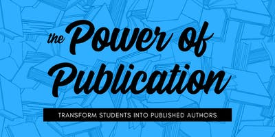 The Power of Publication • 5-day institute