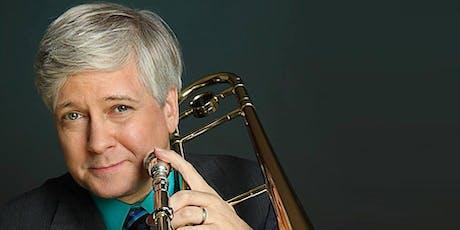 Jazz Vivace Presents Jazz Trombonist Scott Whitfield:  SET 1 tickets