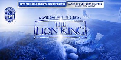 Movie Day With The Zetas - Zeta Phi Beta Sorority, Incorporated Alpha Epsilon Zeta Chapter