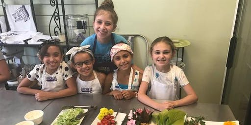 Kitchen Kamp for Kids - AGES 6 to 8