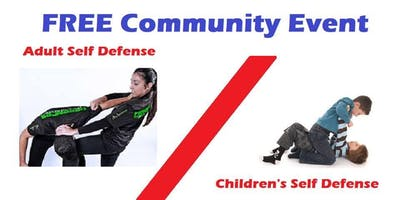 Adult & Children Self Defense Seminar - Community Event