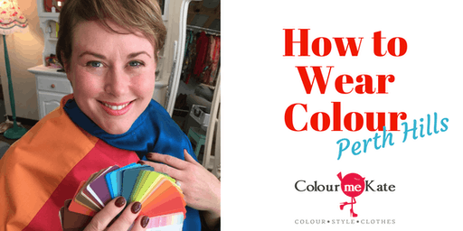 How to Wear Colour