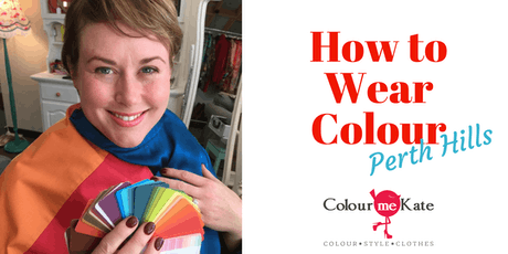 How to Wear Colour tickets