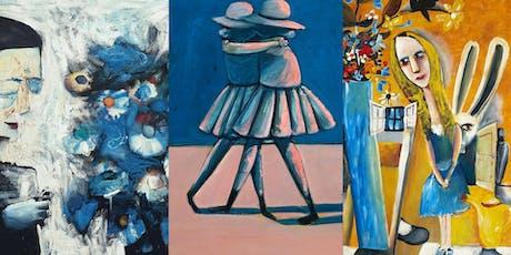 Saturday Social Painting: Celebrating Charles Blackman, Jul 13 tickets