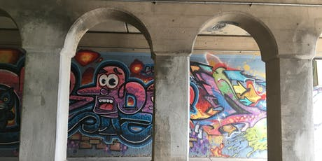 Atlas Obscura Society Chicago: The Graffiti Garden - A Street Art Walk & Talk  tickets