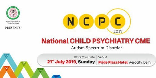 National Child Psychiatry CME 2019 #NCPC2019