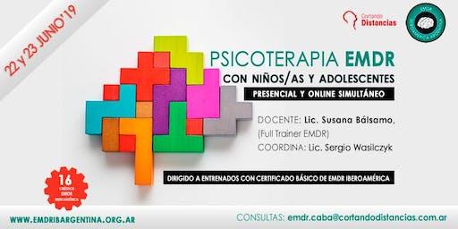 Psicoterapia EMDR en Niños/as y adolescentes