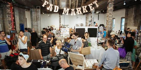 FAD Summer Market | The Invisible Dog tickets