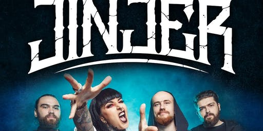 Jinjer w/s/g The Browning - Live in The Vault