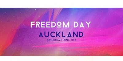 FREEDOM DAY - AUCKLAND