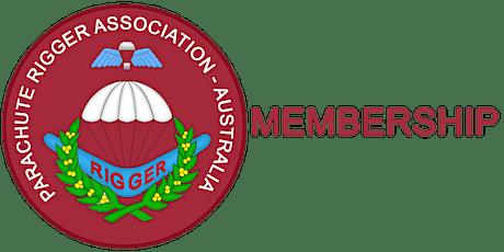Membership Parachute Rigger Association  tickets