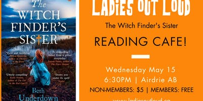 LOL Reading Cafe - The Witch Finder\