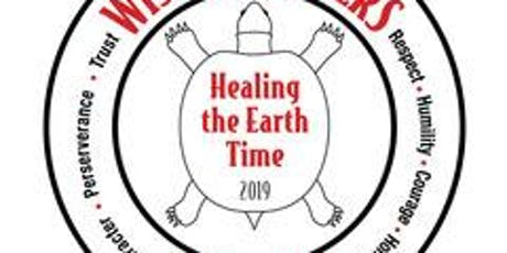 Wisdom of the Elders - Healing the Earth Time tickets