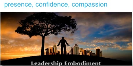Leadership Embodiment - Intermediate (Level 2) tickets