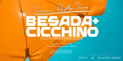Besada & Cicchino - Summer Rooftop Series